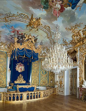 Bayerische Schlösserverwaltung | Schlossanlage Linderhof | Schloss ...