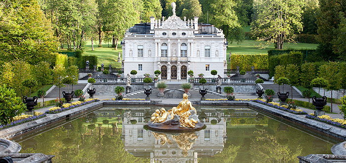 Bayerische Schlosserverwaltung Schlossanlage Linderhof Uber Uns